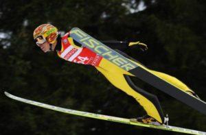 スキージャンプの画像